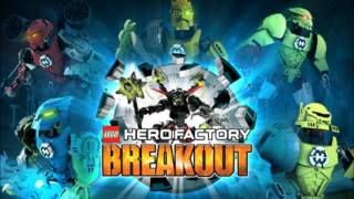 "Hero Factory ""Breakout"" Soundtrack - Hive Planet"