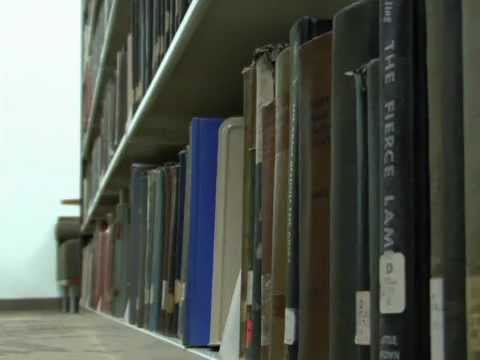 The Donovan Research Library Opens in BLDG 70