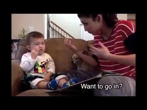 Teaching A Deaf Child To Read