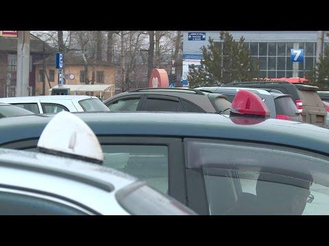 День таксиста в Вологде