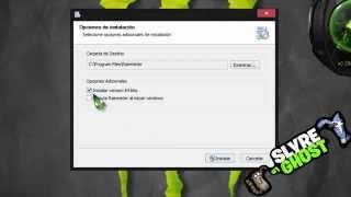 Descargar e Instalar Rainmeter Full en Español (Personaliza tu escritorio) 2016ᴴᴰ
