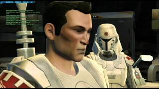 Sith Warrior Chapter 3 Part 1- SWTOR *HEAVY SPOILERS*