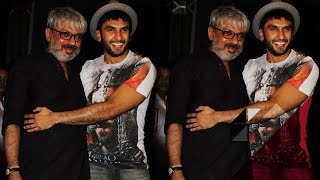 All Is Well Between Ranveer Singh & Sanjay Leela Bhansali | Bollywood News