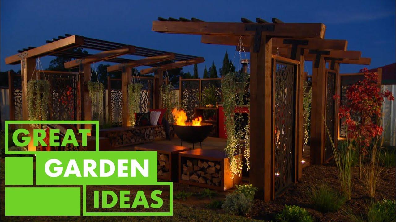 Download How to Turn Your Backyard into a Winter Retreat (Garden Retreat Part 1)   GARDEN   Great Home Ideas