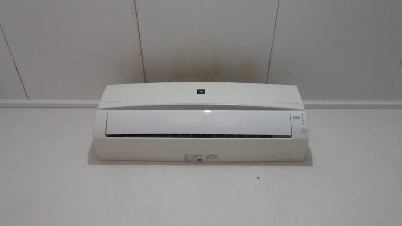 Sharp  U0026quot Inverter U0026quot  Mini Split Air Conditioner