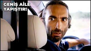 Koyu Bilale Otostopçu Şoku  Geniş Aile Yapıştır Türk Komedi Filmi