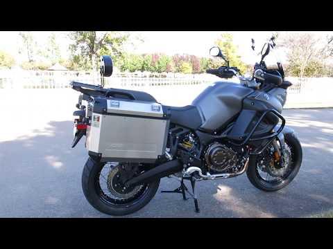 2013 Yamaha Super Tenere Adventure bike, lots of extras, low miles