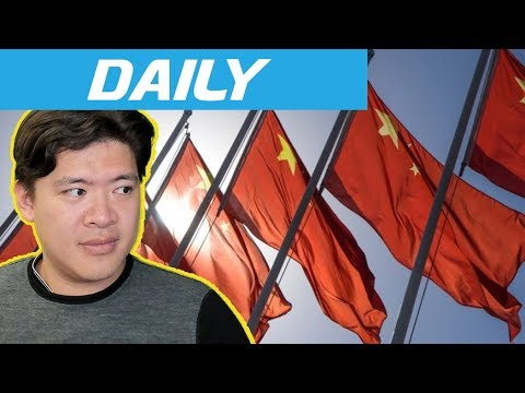 Daily: China State Media Targets ICOs (for the LAST TIME??!!)