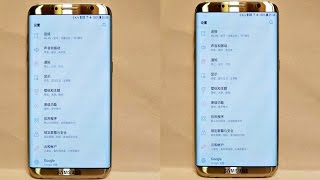 SAMSUNG GALAXY S8 FIRST LOOK!!!!!!!!