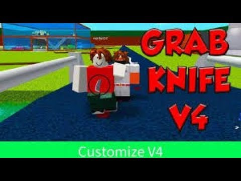 Roblox Exploit Hack Grab Knife V4 Cracked Kill Katana Gun Mode