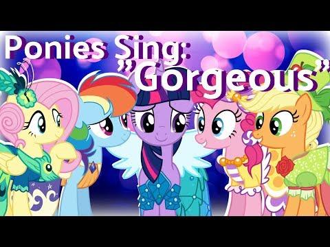 Ponies Sing: