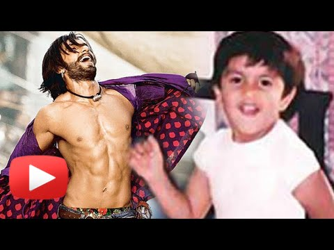 Bollywood Stars' Unseen Childhood Photos | MUST WATCH