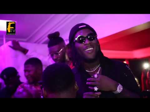 PH LADIES GO CRAZY AS BURNA BOY SURPRISE THE AUDIENCE IN A DIFFERNT LEVEL  WATCH TILL THE END