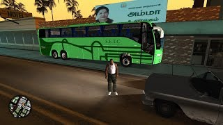 S.E.T.C. bus mod and terminal mod for GTA San Andreas