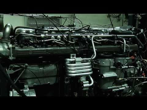 Scania Euro 6 - Scania Powertrain testing