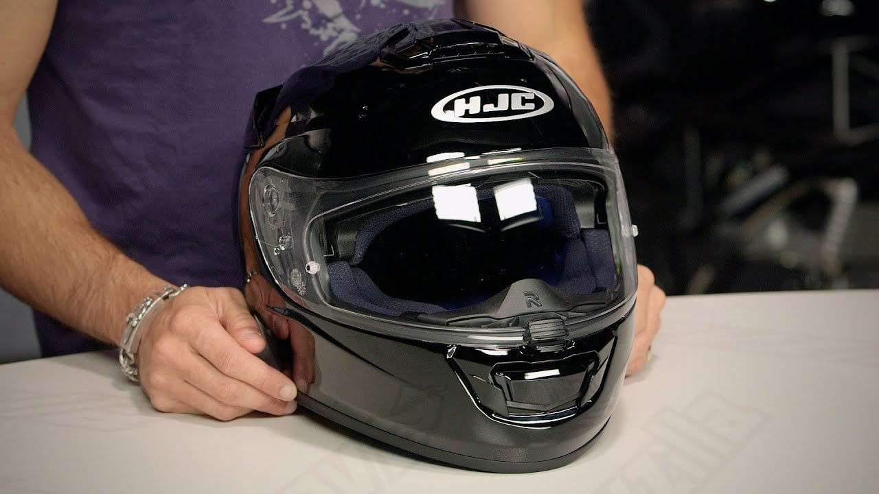 Hjc Rpha St Helmet Review At Revzilla Com Youtube