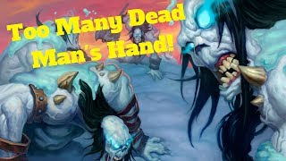 Too Many Dead Man's Hand! [Hearthstone Game of the Day]