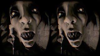 Monster House 3D SBS Horror Video for VR Lenses (Oculus Rift, Htc Vive, Gear VR, Cardboard)