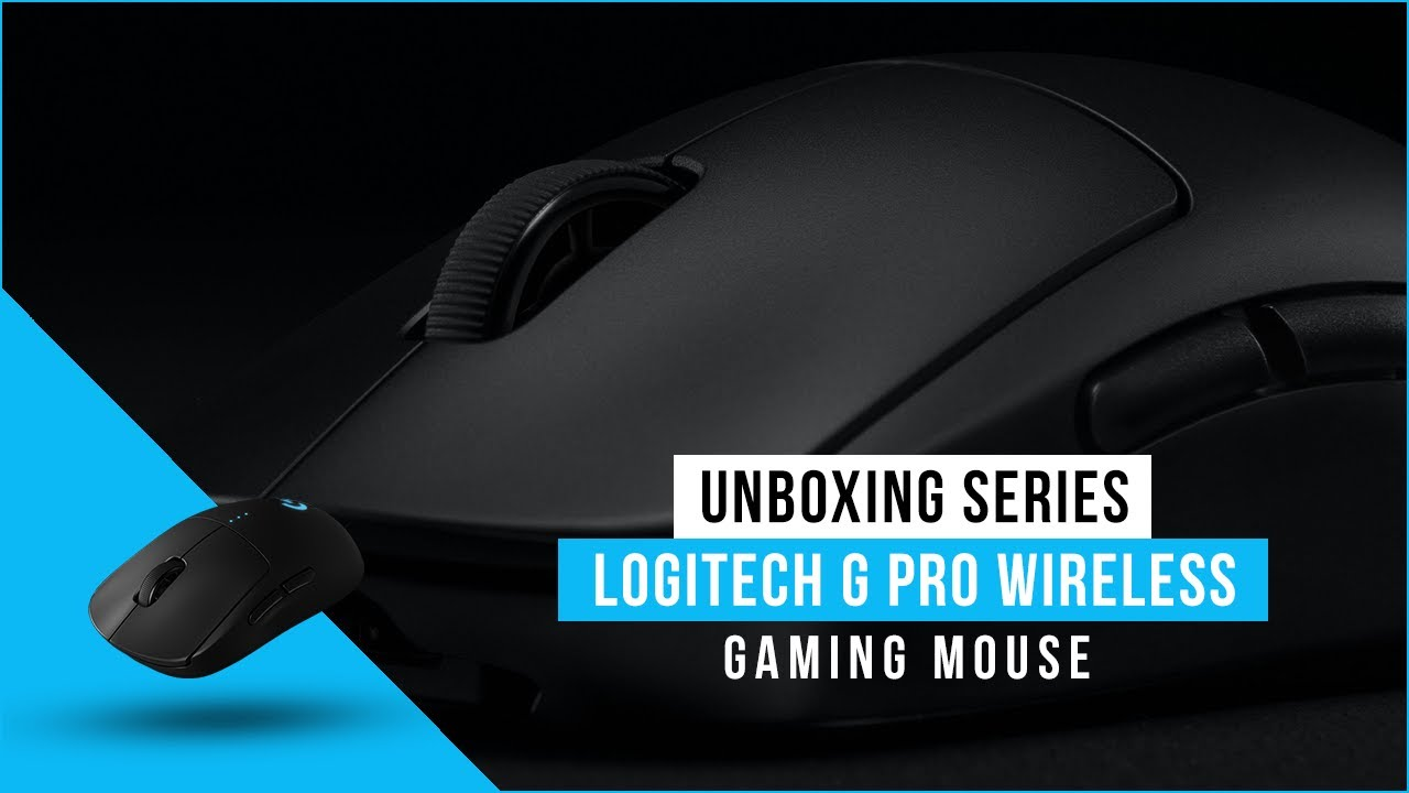 Logitech G Pro LIGHTSPEED Wireless Gaming Mouse