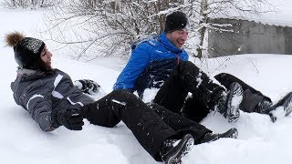 Zimske čarolije sa Rostova kod Bugojna