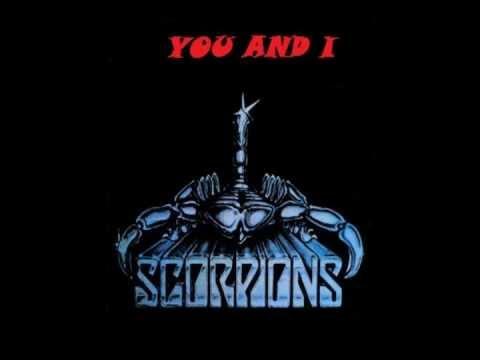 Scorpions - You and I (lyrics) - YouTube