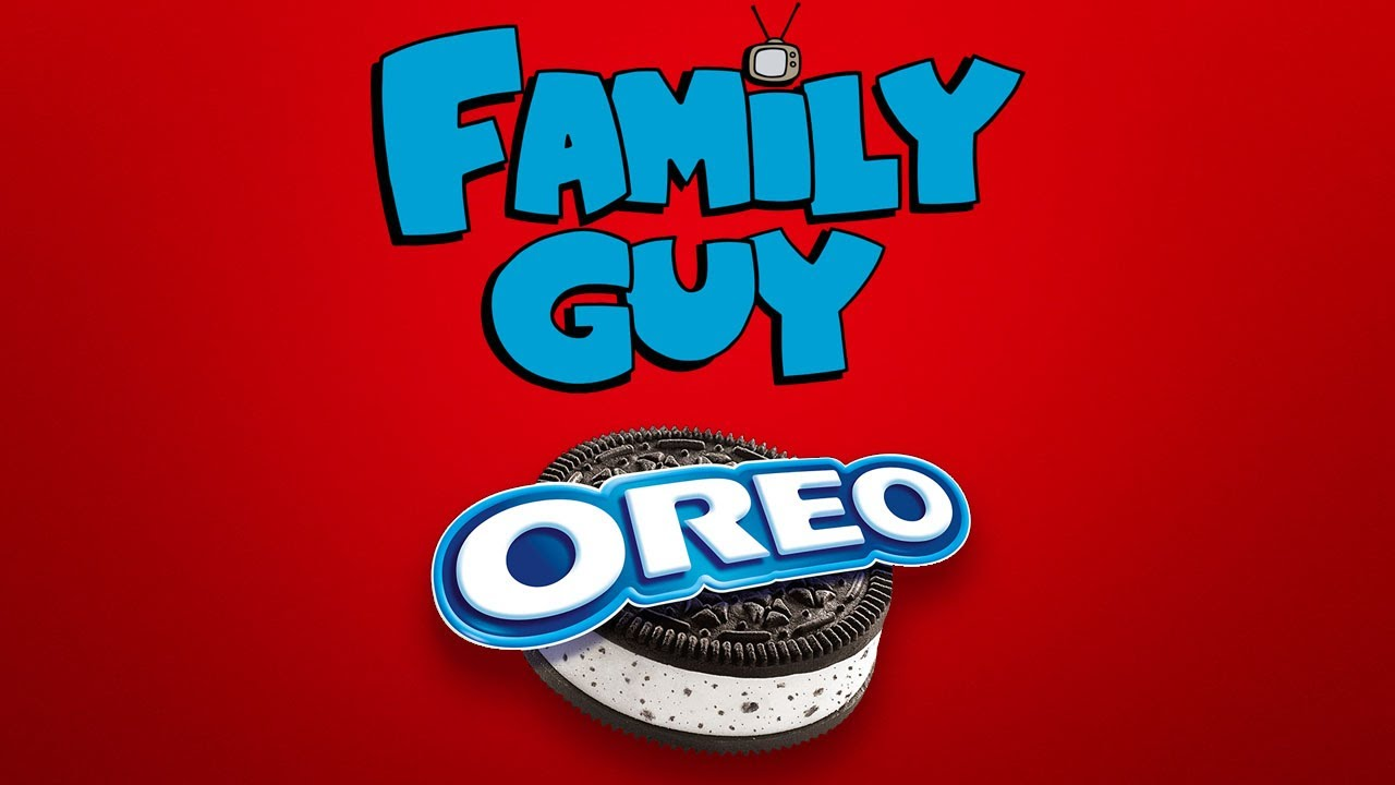 Oreo References in Family Guy