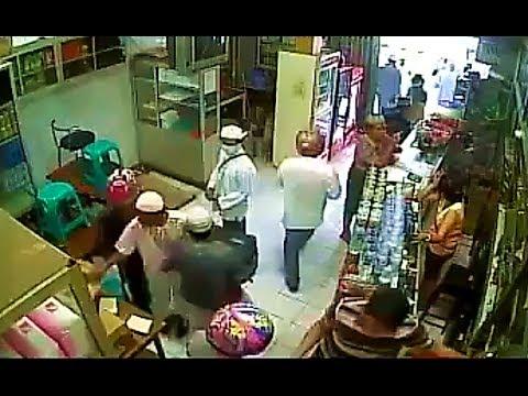 A Nonstop Robbery n Kids in a shop ! See To Believe ! - Rompakan tanpa berhenti !
