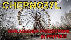 In Tschernobyl: Freitzeitpark von Prypjat / Die Geisterstadt!