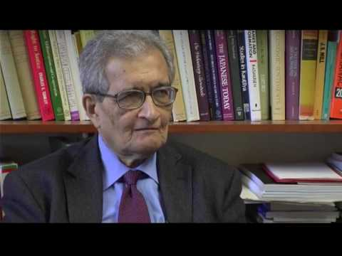 Amartya Sen on the Education Continuum