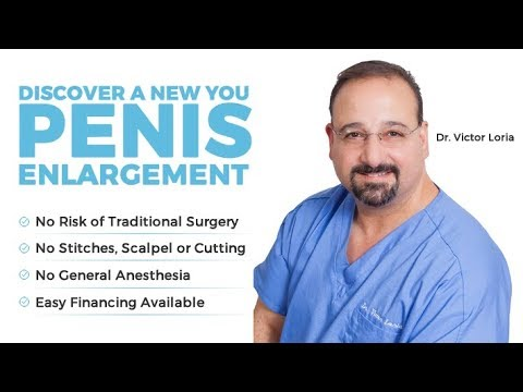 Male Enlargement Consultation by Dr Victor Loria