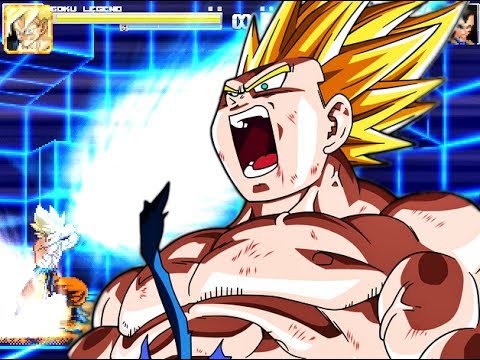 Goku Legend Saiyan by DGZ Videos De Viajes