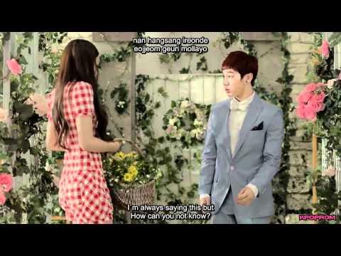 A pink - I Don't Know MV Eng Sub & Romanization Lyrics
