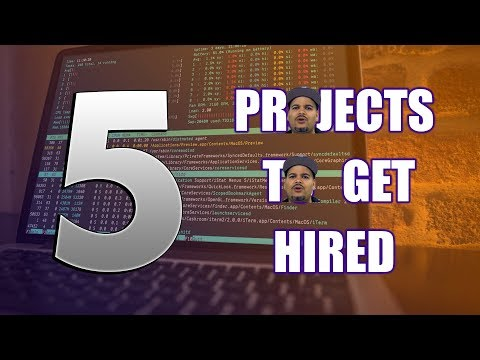 5 Projects To Get You Hired As An HTML Email Developer