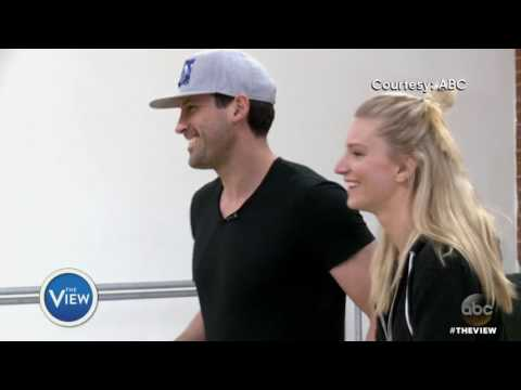 Maksim Chmerkovskiy Talks Becoming a Dad, New Season of 'Dancing With The Stars' | The View