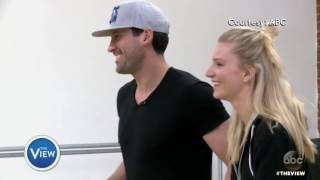 maksim-chmerkovskiy-talks-becoming-a-dad-new-season-of-dancing-with-the-stars-the-view