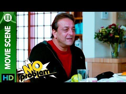 Sanjay Dutt plans a robbery | No Problem