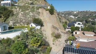Hollywood Hills Neighborhood Recovers After Landslide