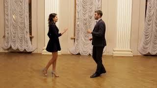 Мастер-класс танца Московская кадриль