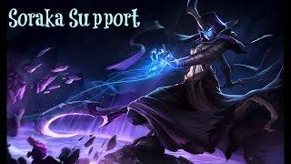 LEAGUE OF LEGENDS Reaper Soraka | Soraka Support GAMEPLAY