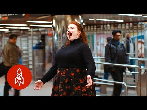Elevating the Underground: Subway Opera