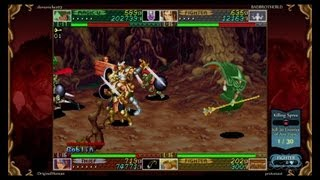 Hunting the displacer beast - Dungeons & Dragons: Chronicles of Mystara Gameplay