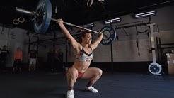Camille Leblanc-Bazinet - Amanda at 135 lb.
