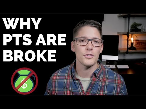 Why Physical Therapists Are BROKE