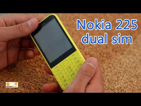 Nokia 225 Dual Sim: Обзор компактного мобильного телефона на две SIM-карты