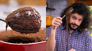O BOLO DE CHOCOLATE MAIS BOMBADO DO YOUTUBE 2.0 | Receitas Internéticas | Mohamad Hindi