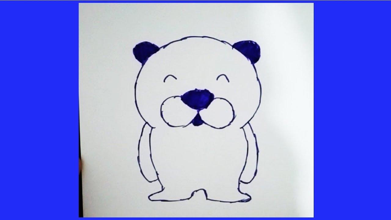 Kutup Ayisi çizimi Youtube