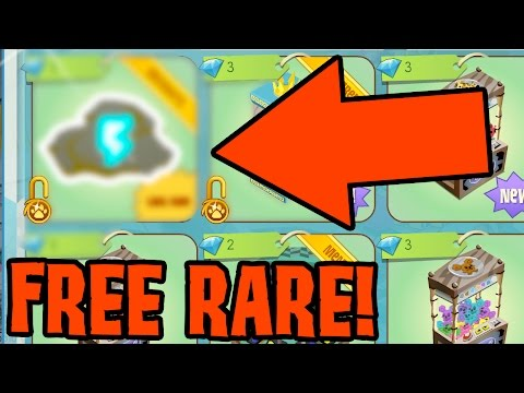 THIS ITEM WILL BE RARE IN ONE DAY (ANIMAL JAM)
