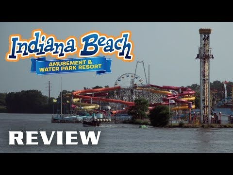Indiana Beach Review | Monticello, Indiana Amusement Park