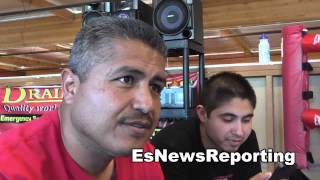 robert garcia on sex before fights EsNews Boxing
