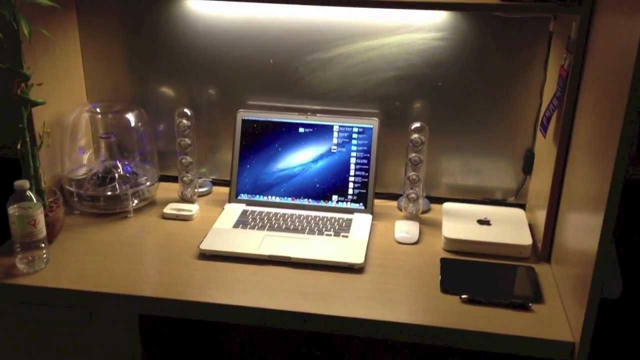 illume LED Desk Lights - New lights for RandomRazrs Desk ...